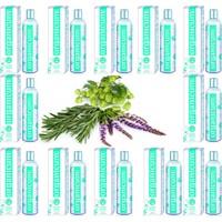 Organicum Şampuan Kuru Normal Saçlar İçin 12 Adet