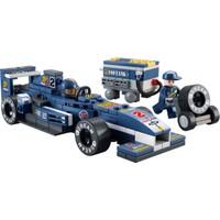 Sluban Formula Mavi Şimşek Yarış Arabası 9439