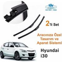 Hyundai İ30 Araca Özel Silecek Takımı 480mm-600mm (Sağ-Sol)