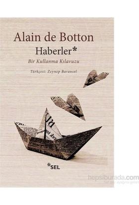 Haberler-Alain De Botton
