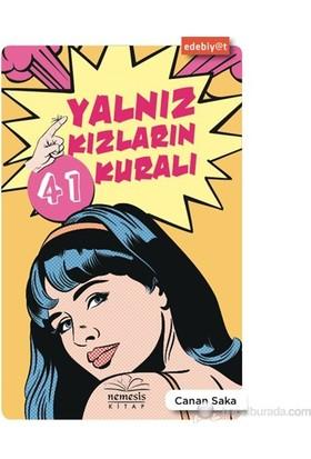 Yalnız Kızların 41 Kuralı-Canan Sakarya