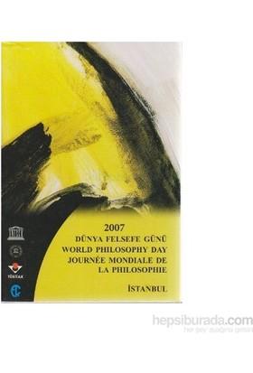2007 Dünya Felsefe Günü-İoanna Kuçuradi