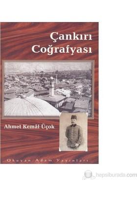 Çankırı Coğrafyası 1941-Ahmet Kemal Üçok