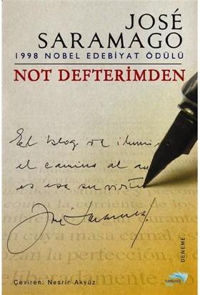 Not Defterimden-Jose Saramago