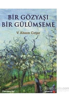 Bir Gözyaşı Bir Gülümseme-V. Ahsen Coşar