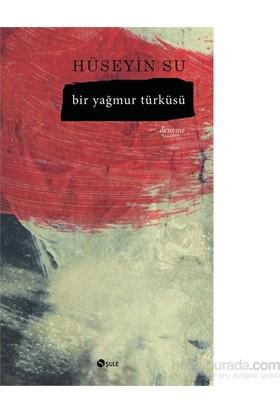 Bir Yağmur Türküsü-Hüseyin Su