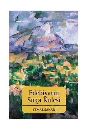 Edebiyatın Sırça Kulesi-Cemal Sakar