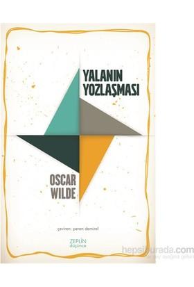 Yalancının Yozlaşması-Oscar Wilde