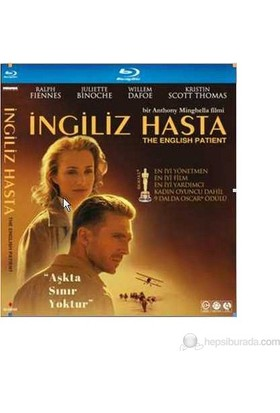 The English Patient (İngiliz Hasta) (Blu-Ray Disc)