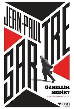 Öznellik Nedir-Jean Paul Sartre
