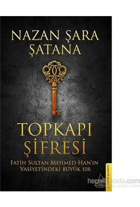 Topkapı Şifresi - Nazan Şara Şatana