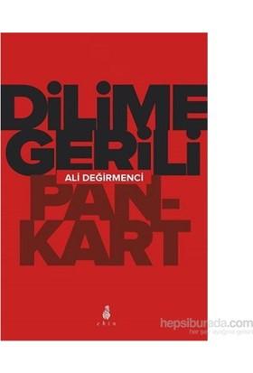 Dilime Gerili Pankart-Ali Değirmenci
