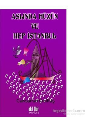 Aslında Hüzün Ve Hep İstanbul-Cansaran Kızıltaş