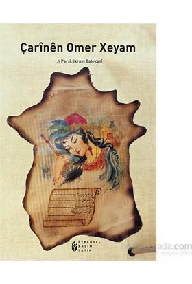 Çarînen Omer Xeyam-Ikram Balekani