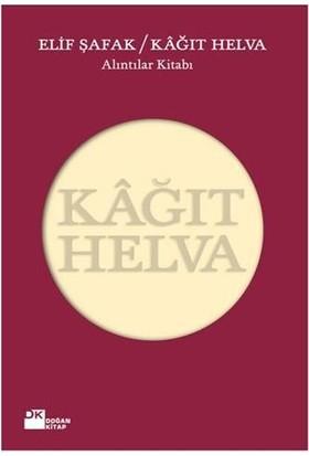 Kağıt Helva (Ciltsiz)
