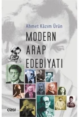 Modern Arap Edebiyatı-Ahmet Kazım Ürün
