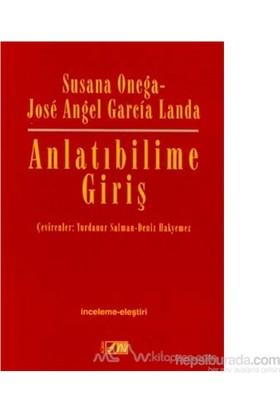 Anlatıbilime Giriş-Susana Onega
