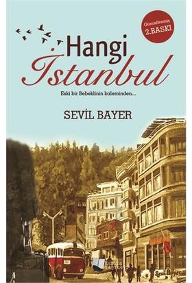 Hangi İstanbul-Sevil Bayer