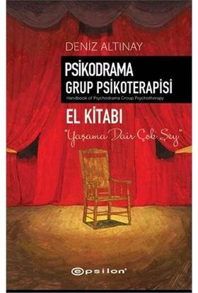 Psikodrama Grup Psikoterapisi El Kitabı-Deniz Altınay