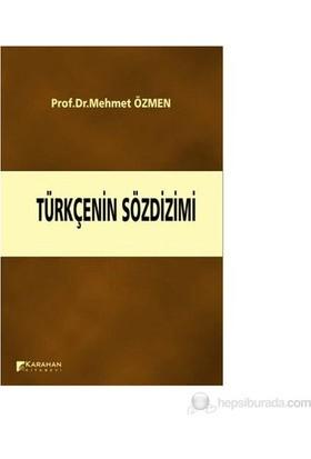 Türkçenin Sözdizimi-Mehmet Özmen