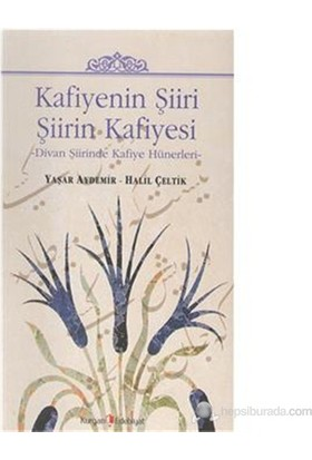 Kafiyenin Şiiri Şiirin Kafiyesi-Yaşar Aydemir