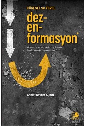 Dezenformasyon-Ahmet Cevdet Aşkın