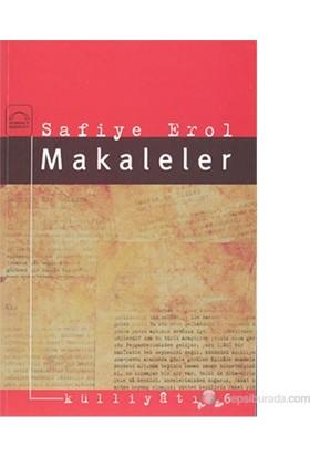 Makâleler-Safiye Erol