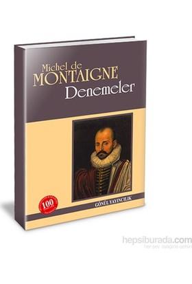 Denemeler-Michel De Montaigne