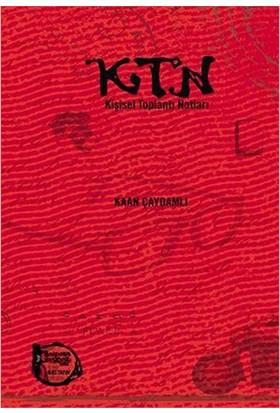 KTN: Kişisel Toplantı Notları