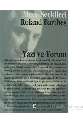 Yazı Ve Yorum-Roland Barthes