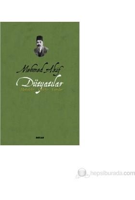 Mehmed Akif Düzyazılar-Kolektif