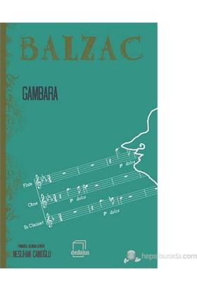 Gambara-Honore De Balzac