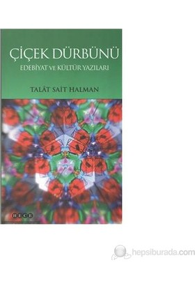 Çiçek Dürbünü - Talat Sait Halman