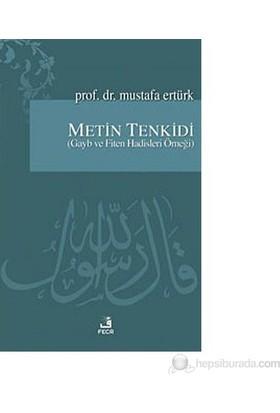 Metin Tenkidi-Mustafa Ertürk