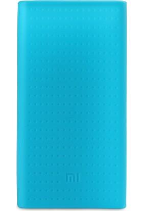 Xiaomi 20000 mAh (Versiyon 2) Taşınabilir Şarj Cihazı Mavi Kılıf