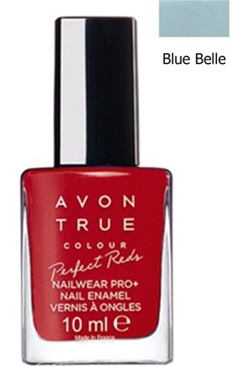 Avon True Colour Oje 10 Ml. Blue Belle