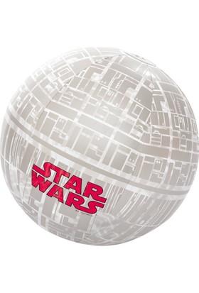 """Bestway Star Wars Çocuklar İçin Deniz Topu 24""""/61 CM SPACE STATION - 91205"""