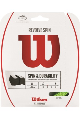 Wilson Kordaj Revolve Spın 16 Set Green (Wrz956800)