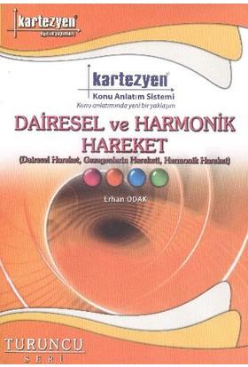 Kartezyen Turuncu Fizik 14 Dairesel Ve Harmonik Hareket
