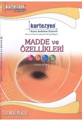 Kartezyen Fizik-06 Madde Ve Özellikleri Konu Anlatım Fasikülü (Turuncu Seri)