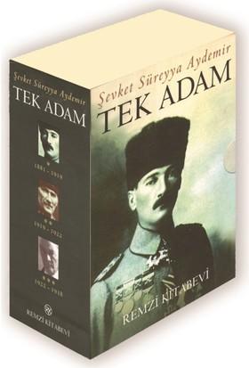 Tek Adam ( 3 Cilt) - Şevket Süreyya Aydemir