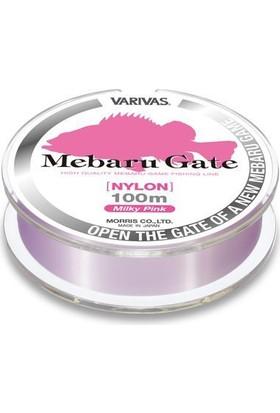 Varıvas Mebaru Gate Nylon 3,0Lb 0,148Mm 100Mt