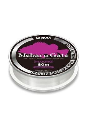 Varıvas Mebaru Gate Fl. 4,0Lb 0,165Mm 80Mt