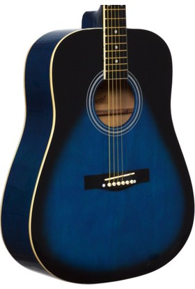 Gitar Akustik Manuel Raymond MRA415BLS