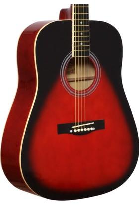 Gitar Akustik Manuel Raymond MRA415RB