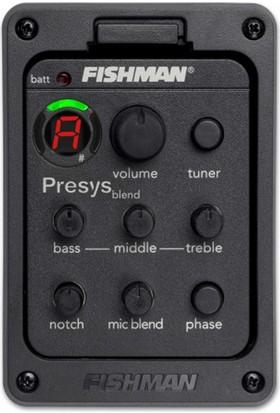 Fishman Psy 301 Preamp Ekolayzır PSY301