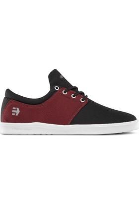 Etnies Barrage Sc Black Red White Erkek Ayakkabı