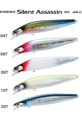 Shimano Exsence Silent Assassin 99Mm F 14G Maket Balık