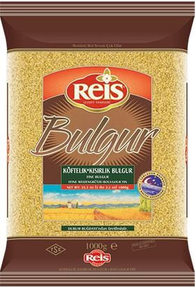 Reis Gıda Köftelik Bulgur 1 kg