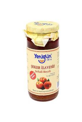 Yenigün Gıda Şekersiz Şeftali Reçeli 290 gr